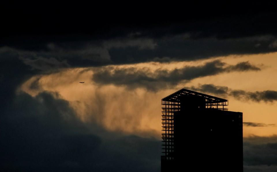 В Москве вновь ожидается сильный ветер