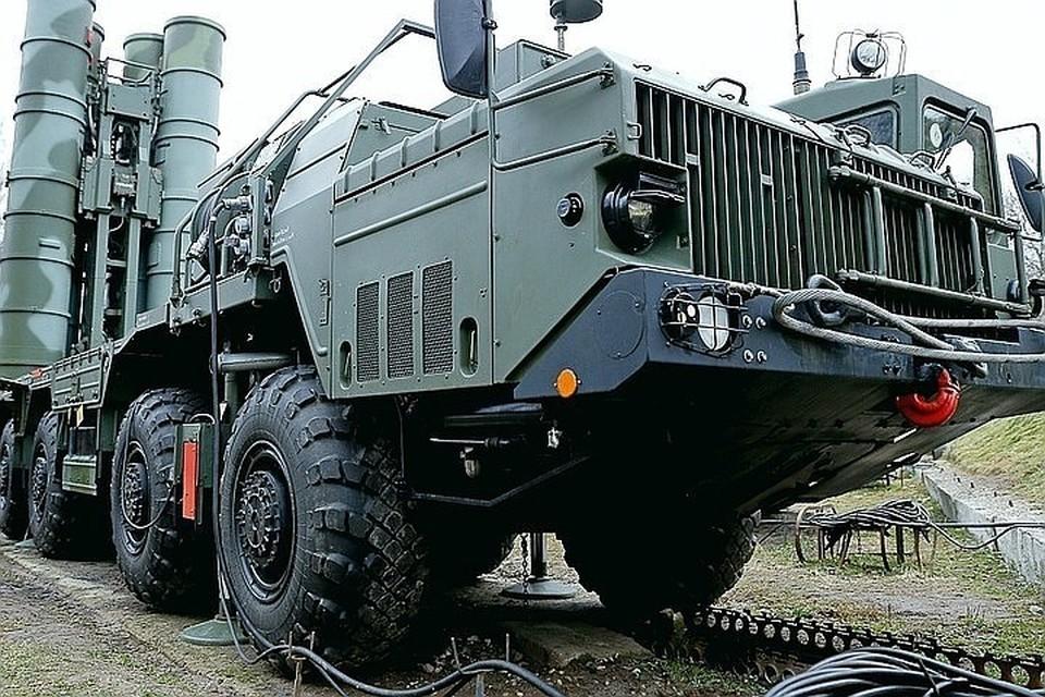 Россия может в ближайшее время поставить Сирии зенитно-ракетные системы С-300