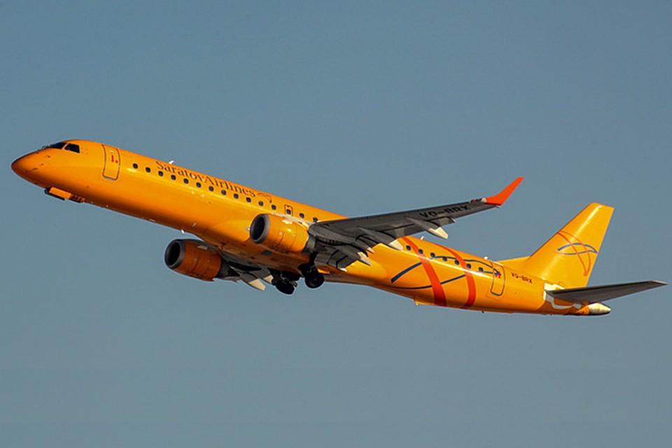 Пассажиры вылетели в 14.30 на том же самолете - замены борта не было