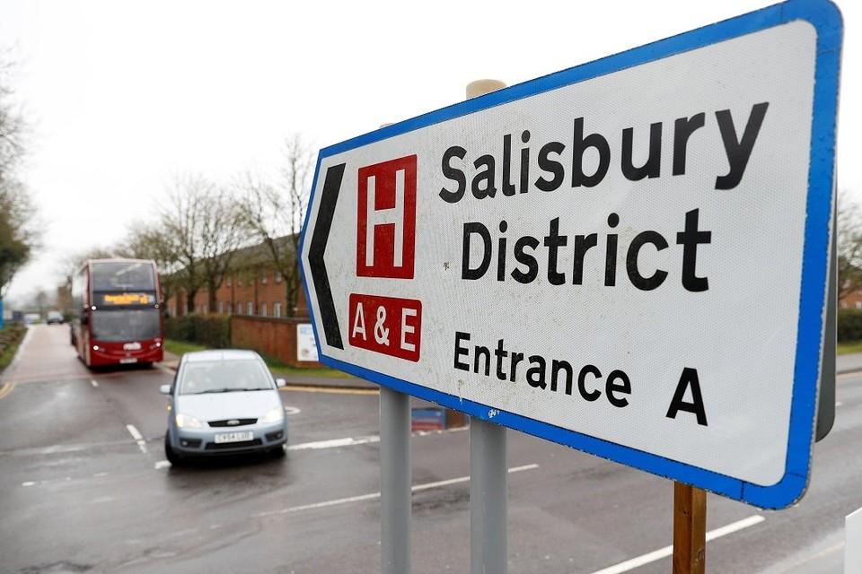 Военные начали очистку мест в Солсбери, где могли быть Скрипали