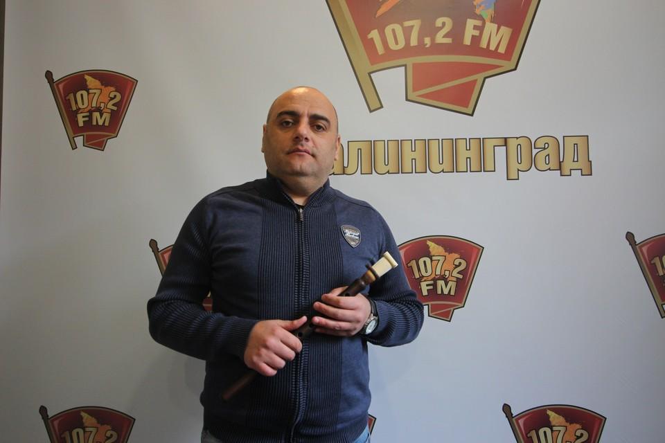 Только у нас. Армен Ованнисян