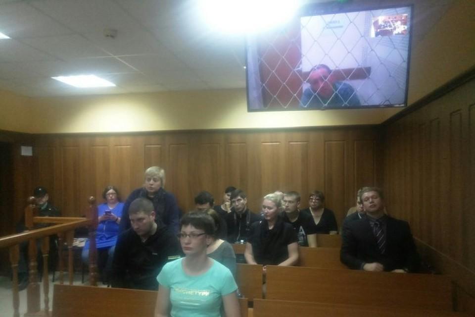Сергей Генин попросил у суда встречи с женой