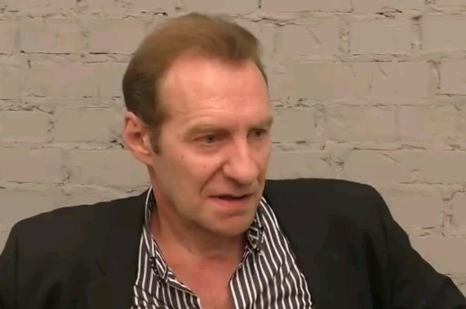 Актер Олег Треповский