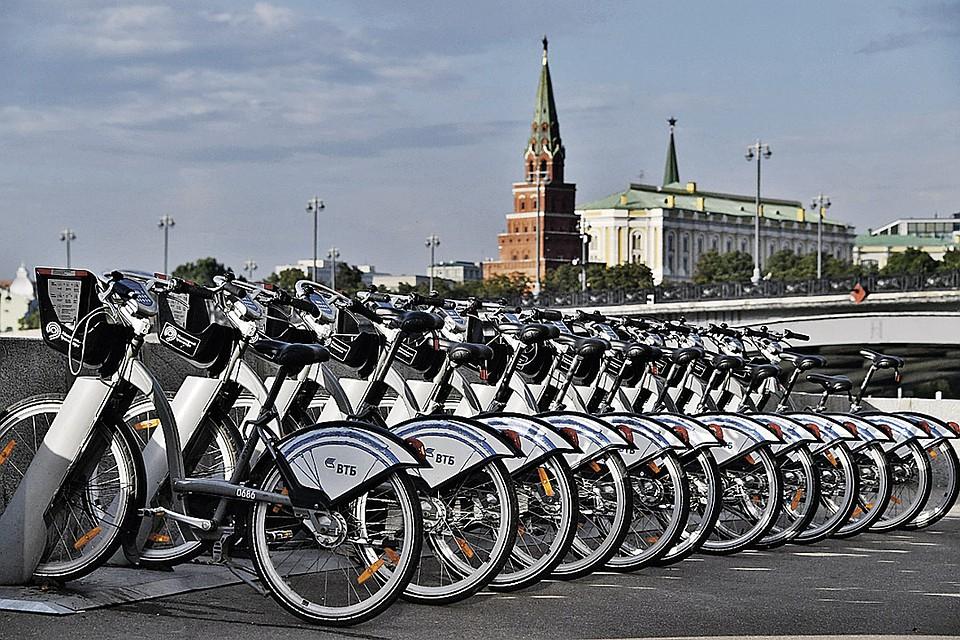 Картинки по запросу К ЧМ-2018 столичный велопрокат снизит цены