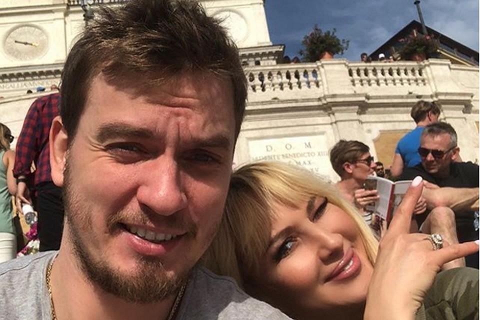 Лера Кудрявцева и Игорь Макаров отдыхают в Италии. Фото: Инстаграм.