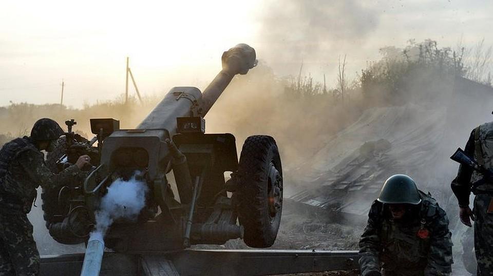 """С приходом Наева и переходом от """"АТО"""" к Операции объединенных сил, число обстрелов ВСУ значительно увеличилось.ФОТО: ВКонтакте"""
