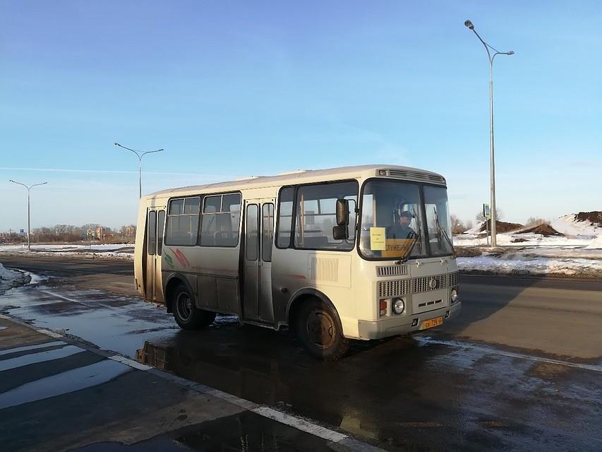 Совращение в автобусе — 3