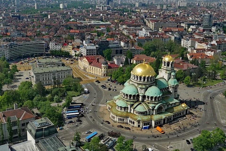 город софия болгария фото удалось оперативно поднять