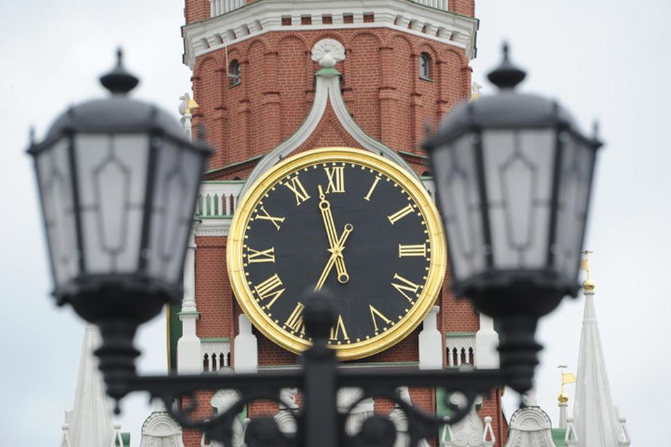 Москва - Кремль