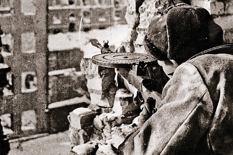 Сталинградская битва была переломным моментом в войне.