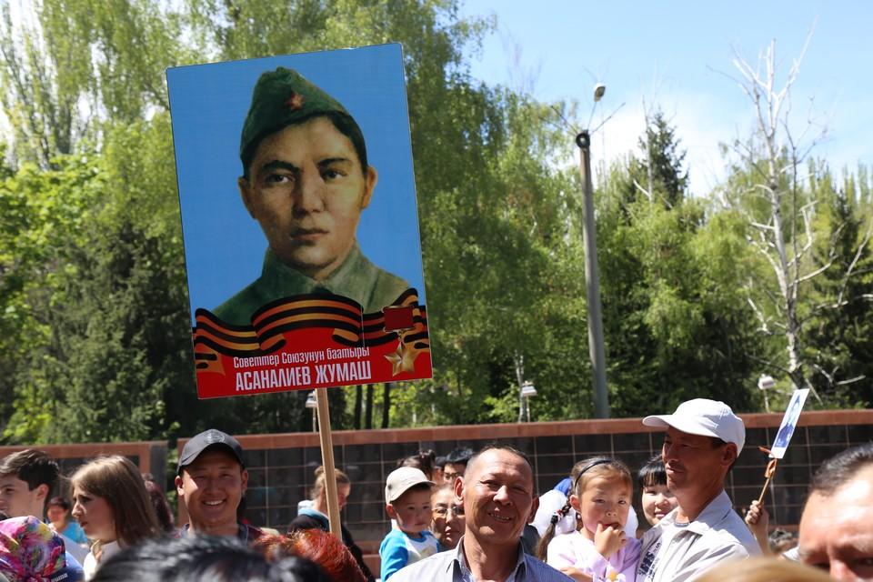 В этом году «Агитбригада Кыргызстана» проедет до Минска в память о Герое Жумаше Асаналиеве.