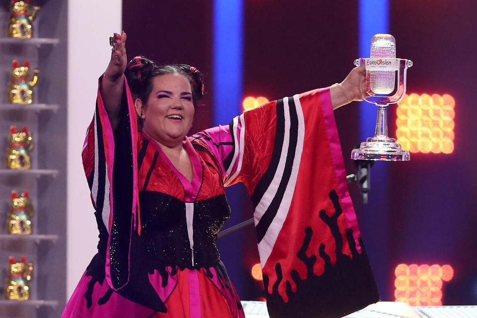 """На """"Евровидении-2018"""" победила представительница Израиля"""
