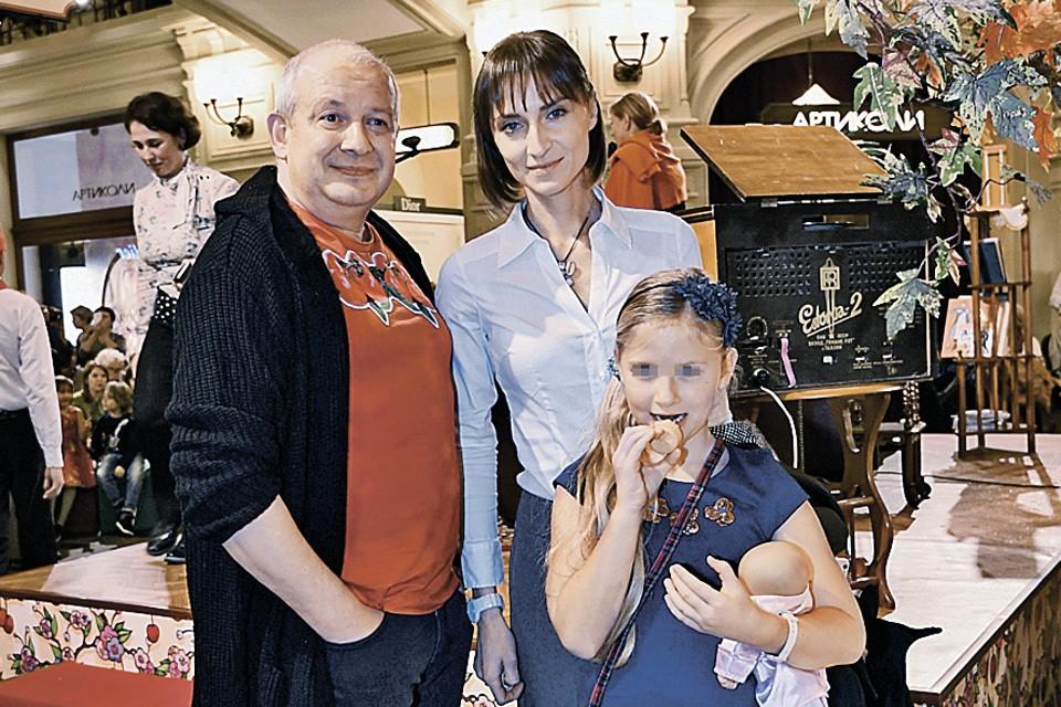 Артист признавался, что счастлив: у него есть жена и дочка. Фото: Екатерина ЧЕСНОКОВА/РИА Новости