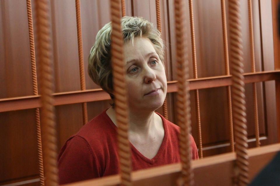 Надежда Судденок находится под арестом с 28 марта