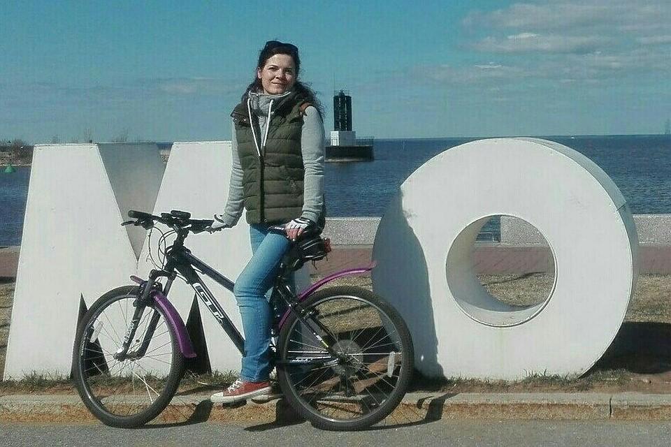 Светлана на своем велосипеде накрутила не один десяток километров. А в ДТП попала впервые. Фото: личная страничка героини публикации