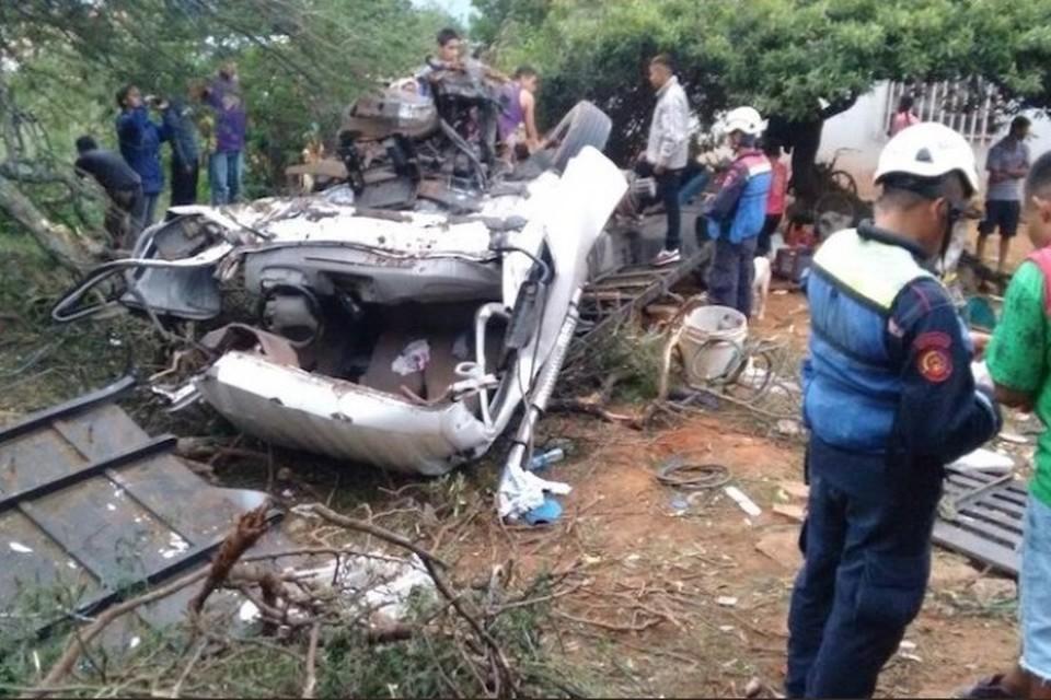 В аварии в Венесуэле погибли девять детей и трое взрослых