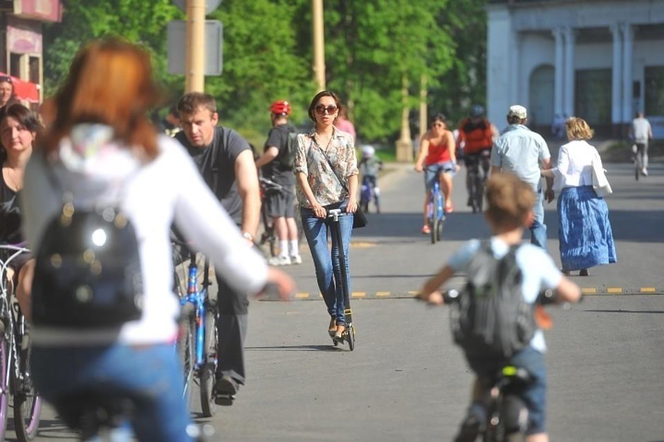 Во вторник в Москве ожидается до 23 градусов тепла