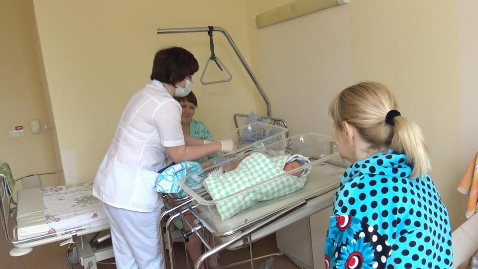 Фото: Перинатальный центр в Каменске-Уральском
