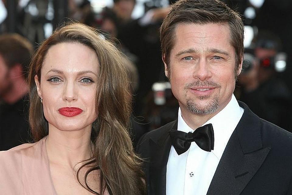 Брэд Питт и Анджелина Джоли снова вместе?
