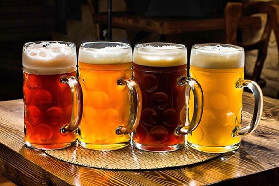 Эстонцы предпочитают покупать пиво в Латвии, где оно намного дешевле