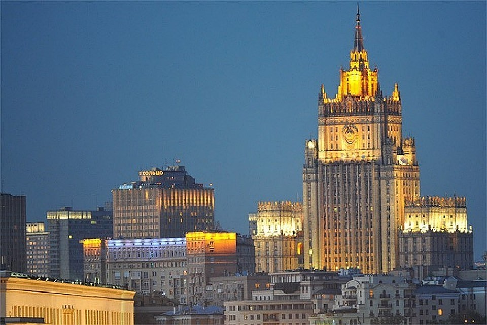 В МИД России пообещали запомнить введение «праздничных» санкций США против РФ