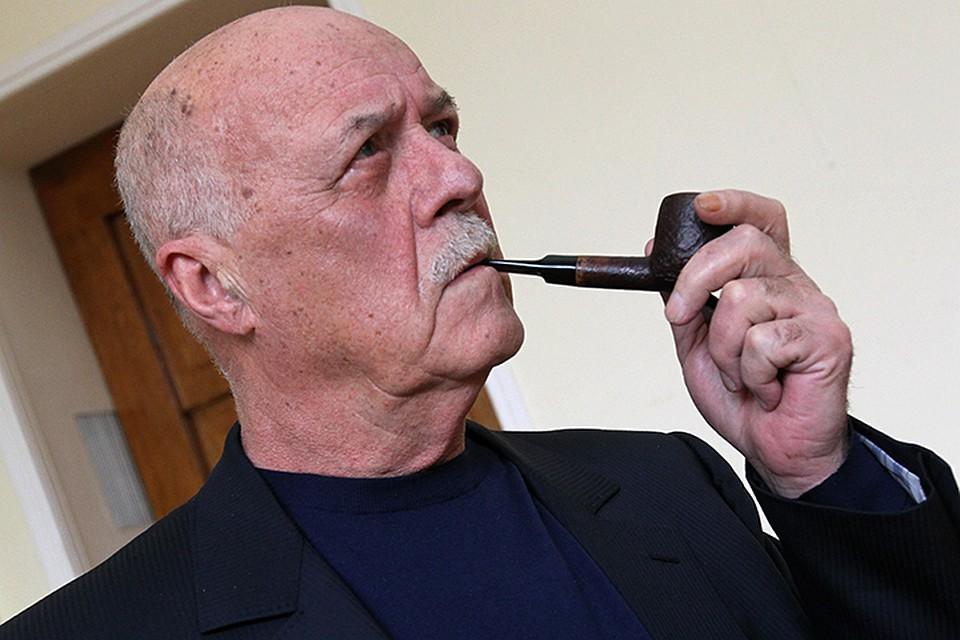 Станислав Говорухин - известный советский и российский актер и кинорежиссер