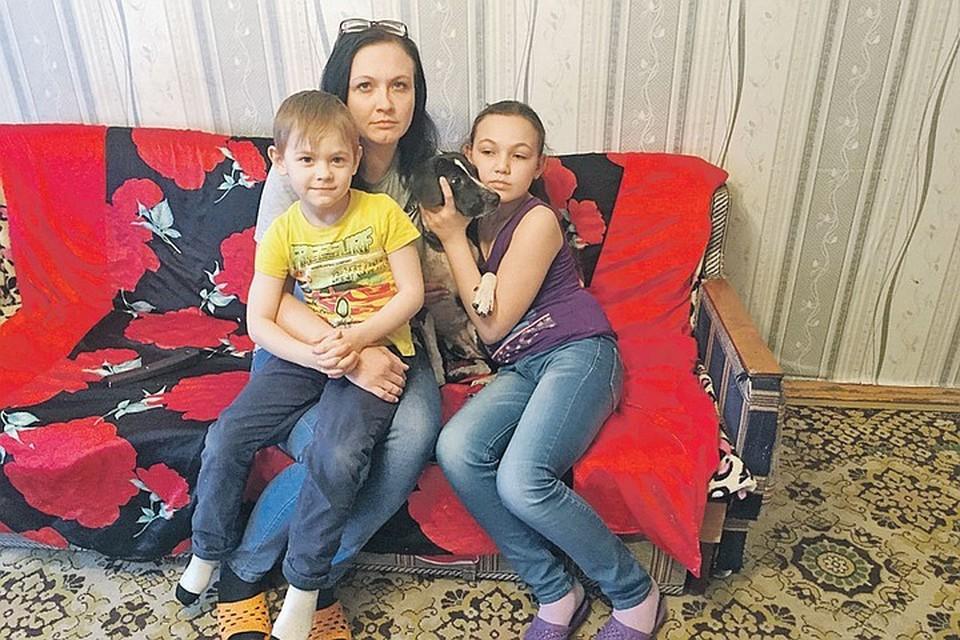 У Обуховых отняли квартиру за микрокредит в 80 тысяч рублей