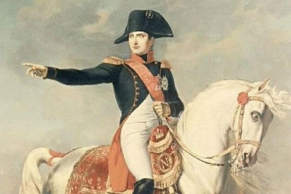 На аукционе продана треуголка Наполеона
