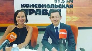 """""""Утро"""" на радио - """"Комсомольская правда"""" в Иркутске: как изменится генеральный план областной столицы?"""