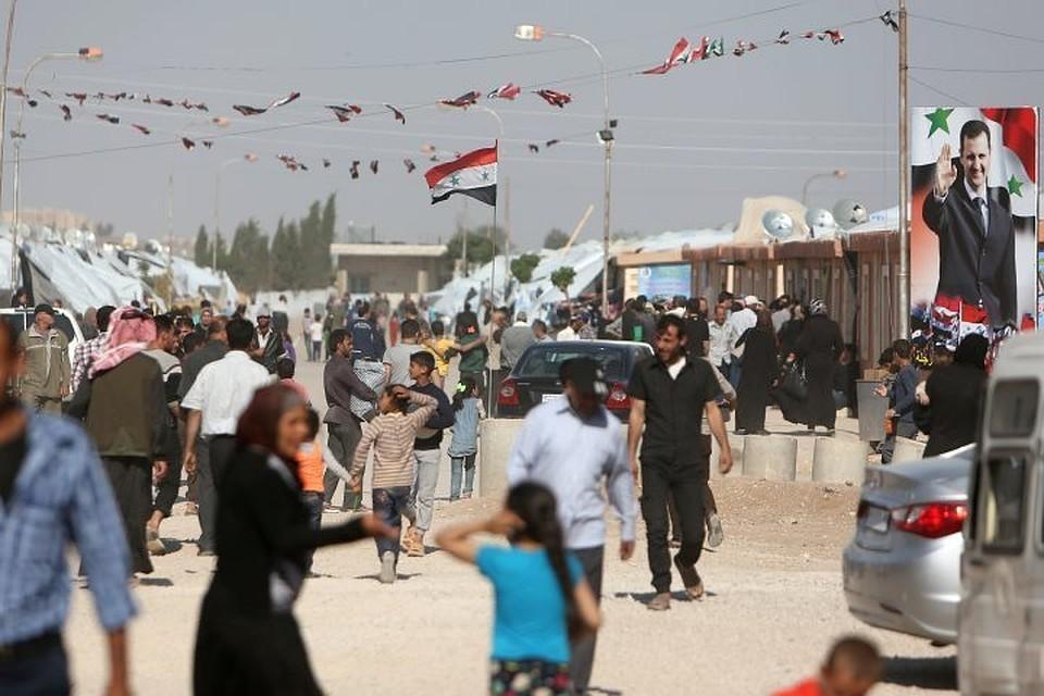 Сирийская армия отразила атаку боевиков на несколько населенных пунктов