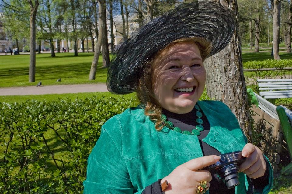 Член Союза писателей России, поэтесса и путешественница Евдокия Лучезарнова