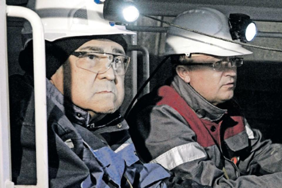 Свое губернаторство Аман Тулеев начал, разрулив шахтерские забастовки 90-х. Но победить угольное лобби ему, похоже, оказалось не под силу. Фото: Александр АСТАФЬЕВ/РИА Новости