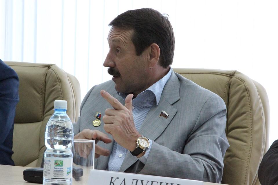 Депутат Госдумы Геннадий Скляр считает, что в следующем году День мирного атома будет отмечаться всей страной.