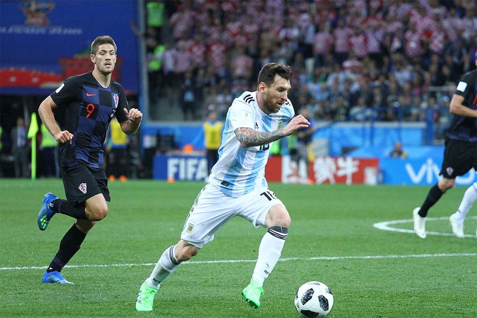 Аргентина - Нигерия 26 июня 2018: Прямая онлайн-трансляция группового этапа чемпионата мира по футболу.