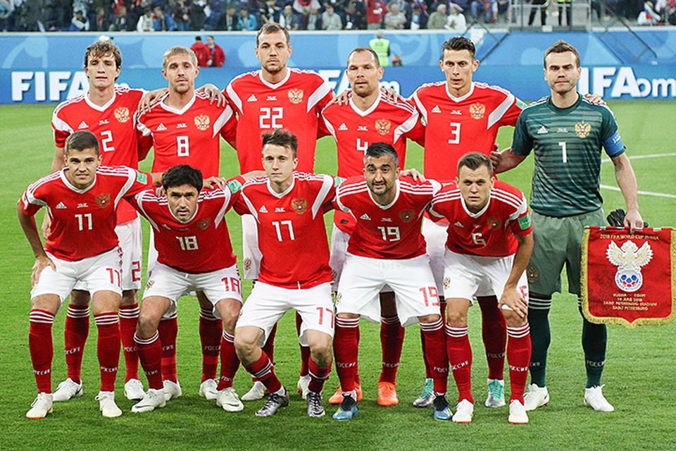 Автор в сборную России по футболу перед началом чемпионата мира не очень-то верил.