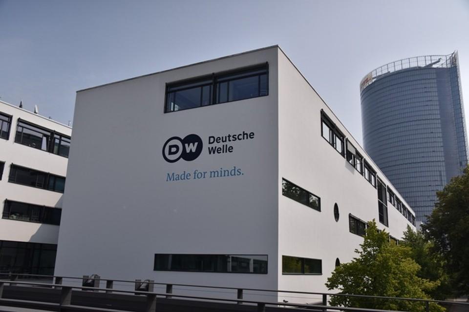 Немецкая Deutsche Welle может прекратить вещание в России