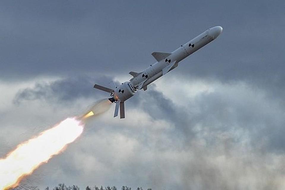 """Украинская крылатая ракета """"Нептун"""". Фото: СНБО"""