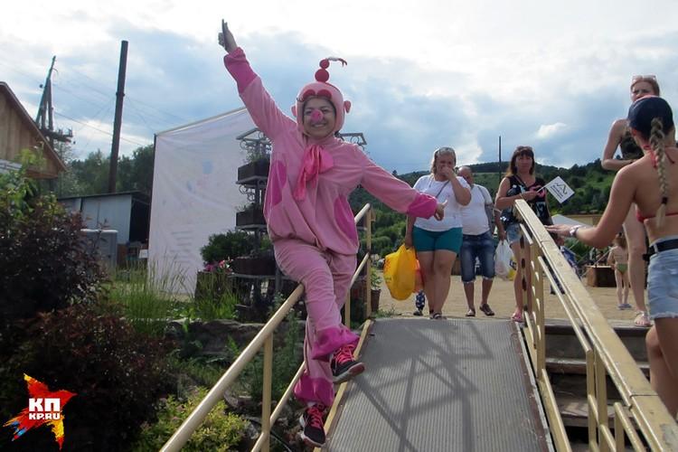 Фестиваль «Ах! Фест» прошел на Алтае.