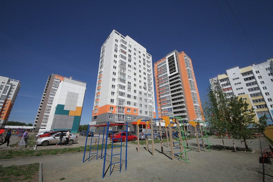 """В """"Парковом"""" живет 60 тыс. активного населения."""