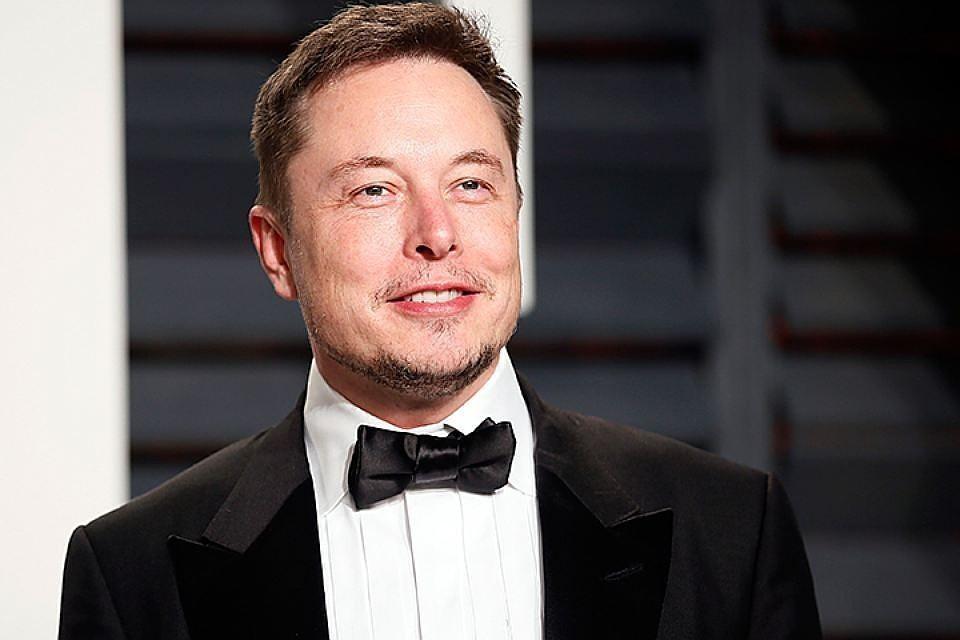 Американский бизнесмен и инженер Илон Маск