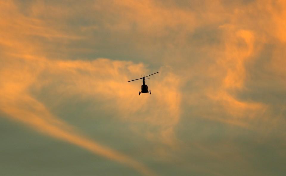 Причины крушения вертолета все еще выясняются