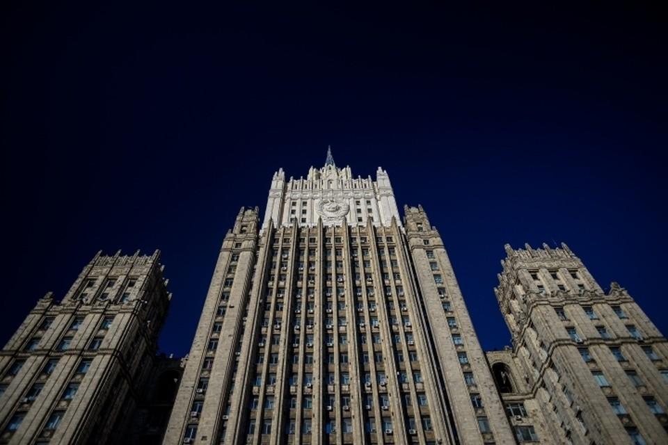МИД РФ продолжит настаивать на предоставлении доступа к Скрипалям