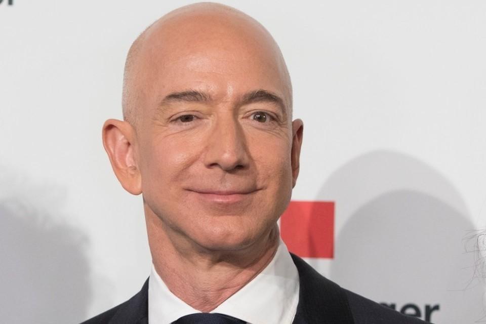 Основатель Amazon Джефф Безос назван богатейшим человеком в современной истории