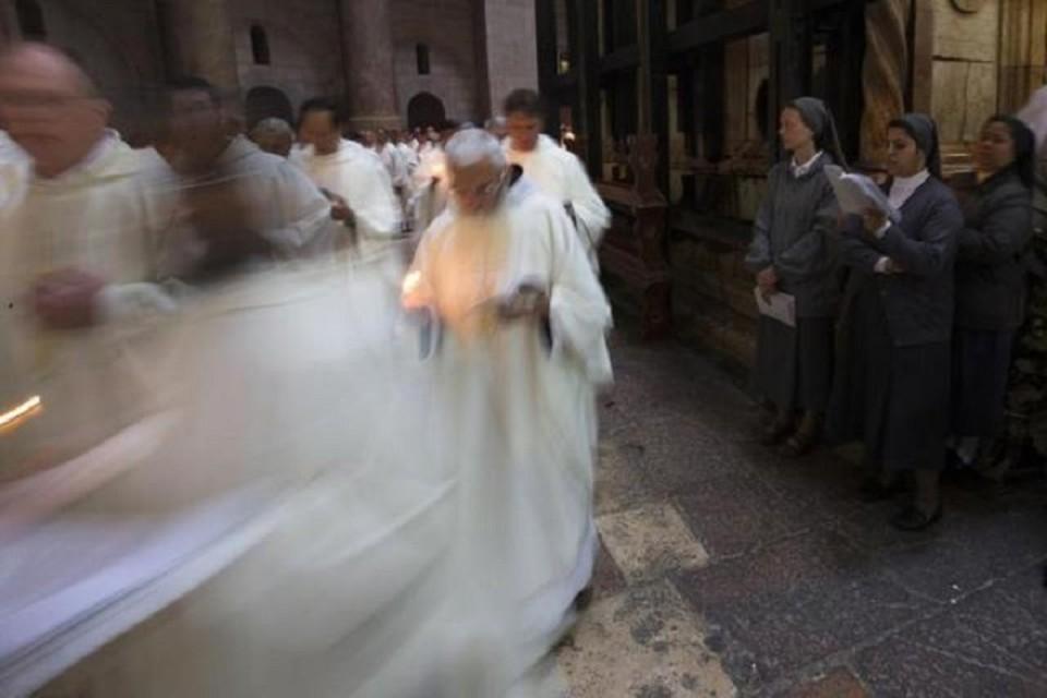 Ватикан разрешил «невестам Христа» не быть девственницами