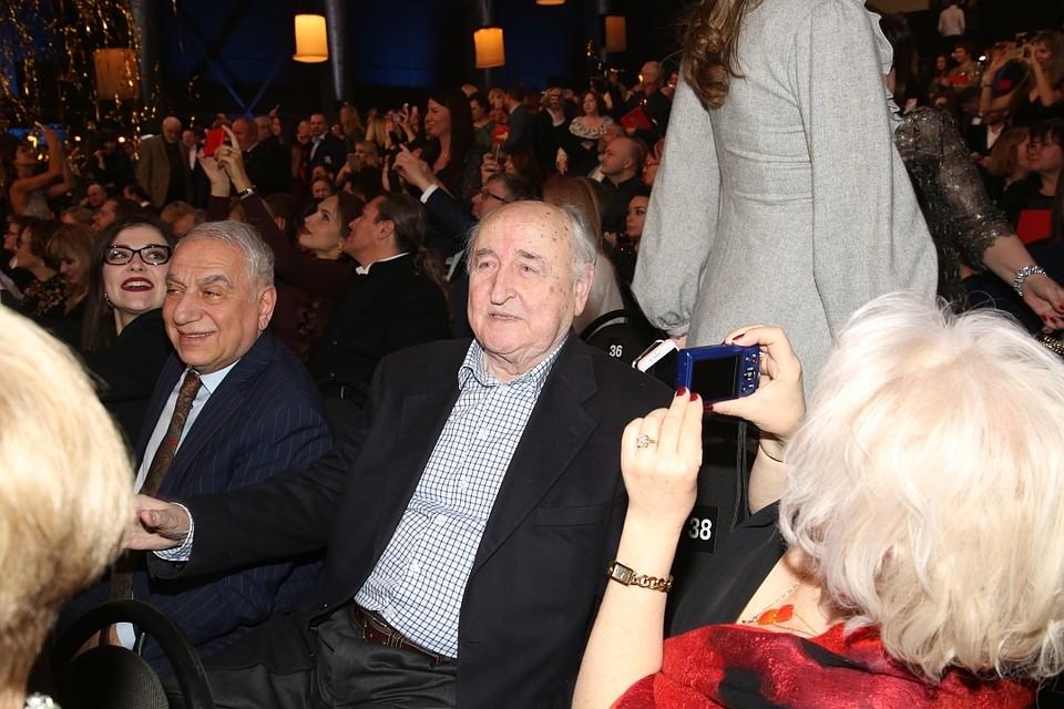 85-летний режиссер Валерий Усков находится в реанимации