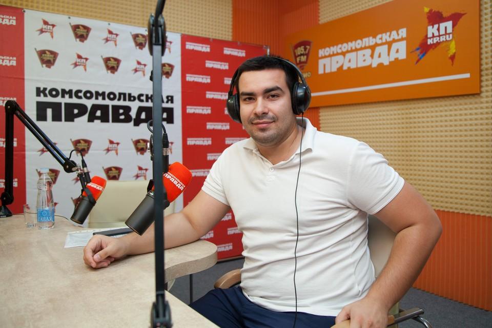 Руководитель ЛДФ Ставропольского края Олег Смолин