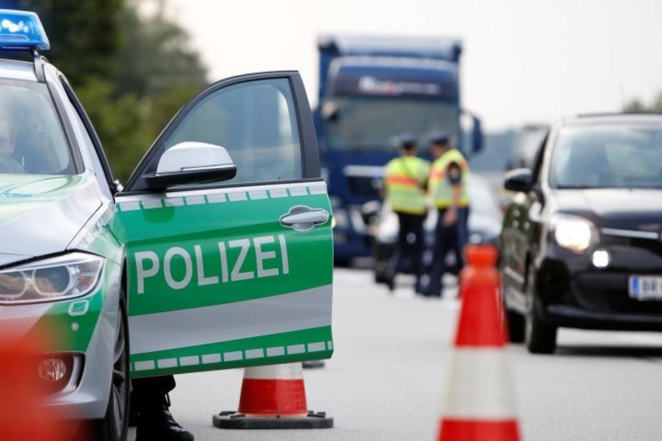 В Германии мужчина напал с ножом на пассажиров автобуса