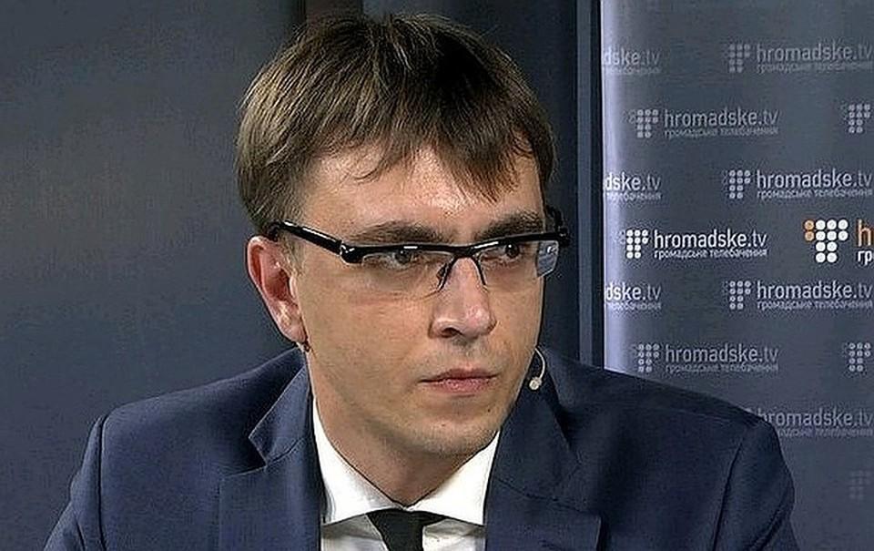 Министр инфраструктуры Украины Владимир Омеля