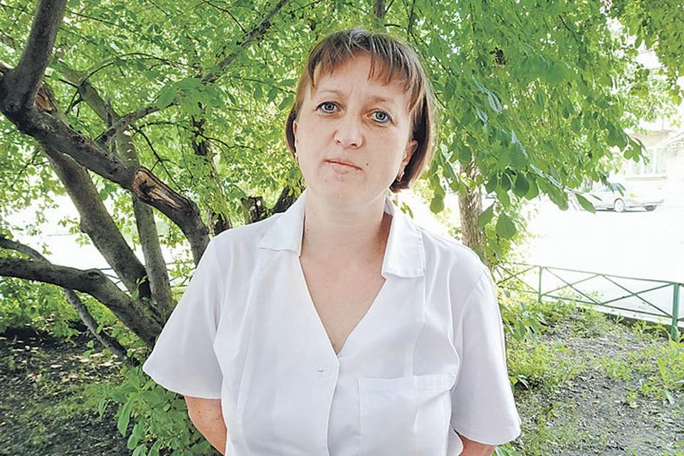 Валентина Уточенко боится вспоминать пережитый кошмар.