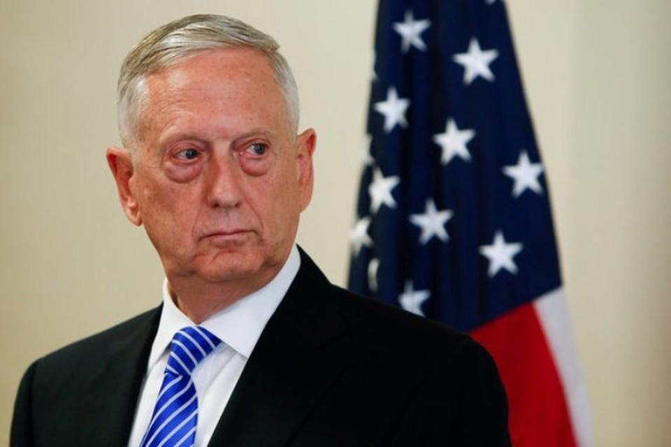 Министр обороны США Джеймс Мэттис просил законодателей не прекращать поставки истребителей в Турцию